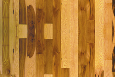 Hickory 2 Common Grade Flooring