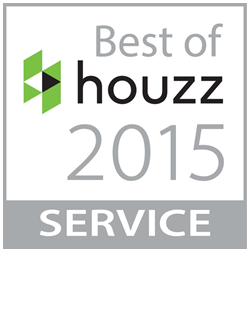 Best of Houzz Service Award 2016 />