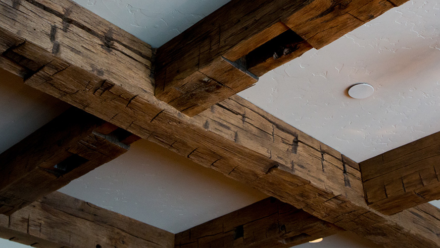 Antique Reclaimed Timbers And Beams